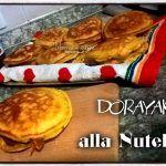 Dorayaki+alla+nutella.+Il+dolce+preferito+da+Doraemon+che+fa+felici+i+bambini.