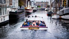 Canal Tours' Grand Tour of Copenhagen | Visitcopenhagen
