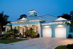 Sea Watch, Lake Ida, Delray Beach FL 2010 - tropical - exterior - RTG CONSTRUCTION INC