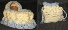 another cradle/purse free pattern