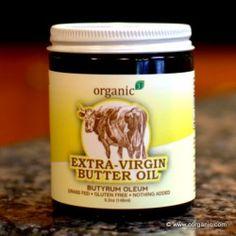 Extra Virgin Butter Oil
