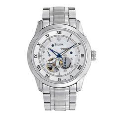 Bulova Men's Automatic BVA-Series Bracelet Watch