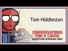 A Conversation with Tom Hiddleston
