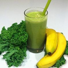 THE GREEN MONKEY: This recipe delivers a jolt of nutrition in a smoothie that fills you up. The base is made with low-calorie-density cucumbers, a little enzyme-rich apple to cover the taste of the greens, and a little natural sweetness from carrots, and I like to use the fast low-calorie thickening power of instant sugar-free pudding.  Get my recipe: http://www.roccodispirito.com/blog/recipes/339652/the-green-monkey