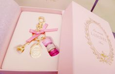 Laduree keychain