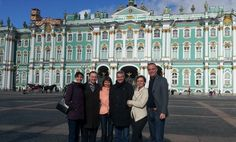 In September 2012, our sales & marketing team hit the road again. This time, they travelled to Moscow, St. Petersburg, and Kiev, where they met with existing & new clients.