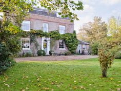 Built in 1820, this elegant, classic Grade ll listed, adjoining Georgian family home retains many original features.