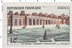 Le Grand Trianon - Versailles (1956)