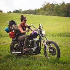 Real Biker Women virninja