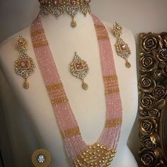 Jewerly fashion necklace jewellery ideas for 2019 Gold Jewellery Design, Bead Jewellery, Fashion Jewelry Necklaces, Fashion Necklace, Beaded Jewelry, Jewelery, Jewellery Shops, Fancy Jewellery, Choker Necklaces