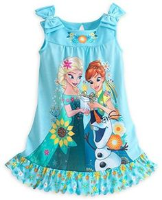 23 Best Cute Disney Store Nightgowns for Girls images  165a3d912