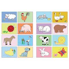 állatos képek számokkal – Google Keresés