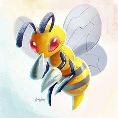 Pokemon - Studying by shinekoshin on DeviantArt Pokemon Tips, New Pokemon, Pokemon Fan, Pokemon Stuff, Anime Characters List, Deviantart Pokemon, Bug Type, Nintendo, Original Pokemon