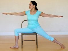 145 best chair yoga images in 2020  chair yoga yoga