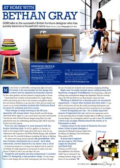Look out for award winning British designer Bethan Gray's collaboration with stone specialists Lapicida http://lapicida.com Grand Designs October 2013