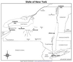 USAPrintables State outline shape and demographic map State of
