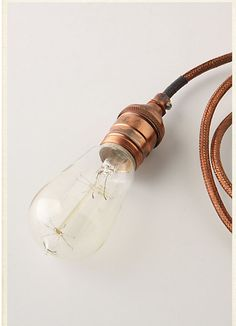 Edison Light - something like this even, hanging from mike stands that the musicians use