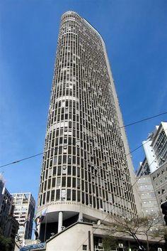 SÃO PAULO, BRASIL. Edifício Itália, um dos maiores arranha-céus de São Paulo-SP.