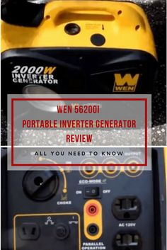 The Wen is one device that you don't want to miss when you do your research about portable inverter generators.Get all the real facts! Portable Inverter Generator, Generation Game, Real Facts, Generators, Rv Travel, Posts, Blog, Messages, Blogging