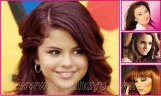 5 tren warna rambut untuk kulit sawo matang