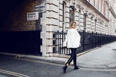 This Seasons Best White Blazer : Oracle Fox