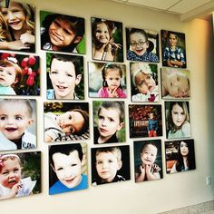 Have you seen this exhibit in our outpatient lobby? Generously donated by @awareofangels, these photos help raise awareness of children with rare or undiagnosed genetic disorders and is dedicated to families who have lost a child with a rare or undiagnosed condition. #rarediseaseday #raredisease #MyPCHStory