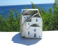 Original Rock Art Handpainted Steine OOAK gemalt von IkarianArt
