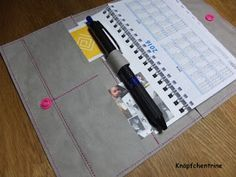 DIY Kalenderhülle aus SnapPap