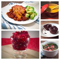 Fall Recipe Roundup From The Stay At Work Housewife blog. Gluten free, dairy free, clean eating, paleo and vegan fall recipes