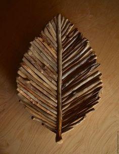 Driftwood Bowl - Art - Color: Brown