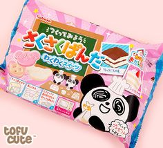 Buy Saku Saku Panda Dessert DIY Chocolate at Tofu Cute