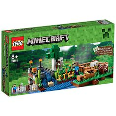 Buy LEGO Minecraft 21114 The Farm Online at johnlewis.com