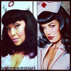Nurse Bettie Vixen  - @valerievixenart- #webstagram