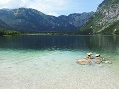 Bled vs Bohinj, Slovenia – Our Wanders Wonderful Places, Beautiful Places, Slovenia Travel, Bohinj, Julian Alps, Road Trip Europe, Lake Bled, Hidden Beach, Green Lake