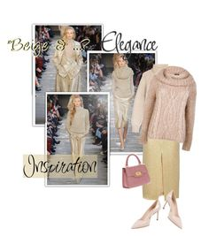 """""""""""Beige & ....?"""" by ivyargmagno ❤ liked on Polyvore featuring The Row, MaxMara, Boohoo, Christian Dior, GetTheLook, StreetStyle, women, womensFashion and styleresolution"""