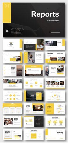 Powerpoint Design Templates, Layout Template, Ppt Design, Layout Design, Design Ideas, Business Presentation Templates, Presentation Layout, Powerpoint 2010, Creative Web Design
