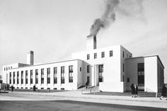 1939 - The new Federal Building in Anchorage, Alaska, is completed by McCarthy.