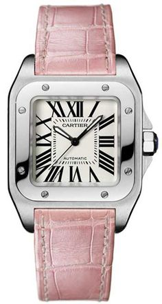 Cartier...  Pink...  Whoa Baby.