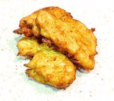 Maijo's Sweetest: Tortitas de calabacín