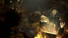 Staropramen Alchemist Breakdown particle,effects Fantasy, Alchemist, Northern Lights, Nature, Painting, Weird, Book, Naturaleza, Painting Art