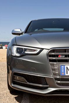 The Audi A5.
