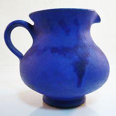 West German Pottery Studio Vase • Hoy Keramik •