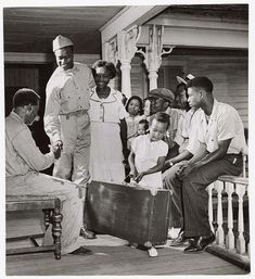 Vintage_African_American_Family_3 Vintage Images of African American Families We Love!