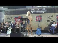 Dolly Parton is inducted to the Music City Walk of Fame along with Kid Rock and others.
