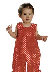 burda style: Kinder - Babys - Gr. 52 - 104 - Kleider & Hosen & Shirts - Overall