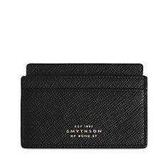 5e45a9f2cc7b Leather Card Holder Smythson