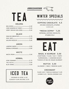 Fresh Ideas of Menu Design for Café Schöne Restaurant Cafe Menu Designs 20 Menu Restaurant Design, Carta Restaurant, Cafe Menu Design, Food Menu Design, Restaurant Branding, Graphisches Design, Layout Design, Modern Design, Minimal Design