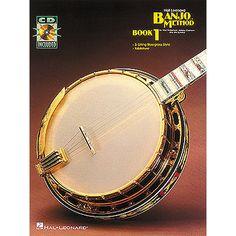 Hal Leonard Banjo Method - Volume 1 Book/CD
