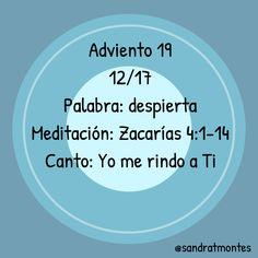 #Adviento19