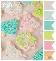 inspire sweetness pastel colors
